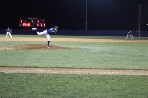 Campbell pitches 5 shutout innings in the win